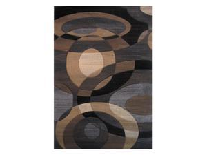 LA Rugs Princess 6.8'x10' Multi-Color Area Rug PR-183-6810