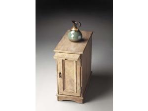 Driftwood Chairside Chest Masterpiece - 1476247