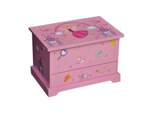 Mele & Co. Mele & Co. Kerri Girl's Musical Ballerina Jewelry Box 00704S11