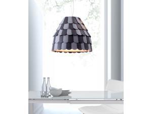 Zuo Zuo Mesocyclone Ceiling Lamp Gray - 50159 50159