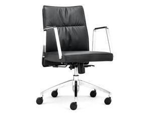 Zuo Zuo Dean Low Back Office Chair Black - 206136 206136