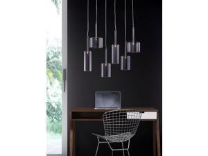 Zuo Zuo Hale Ceiling Lamp Clear - 50140 50140