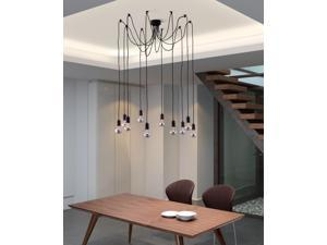 Zuo Zuo Fog Ceiling Lamp Black - 50151 50151