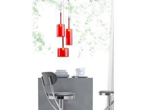 Zuo Zuo Lightning Ceiling Lamp Red - 50138 50138