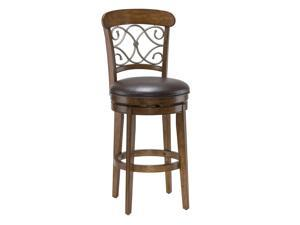 Bergamo Hillsdale Bergamo Swivel Bar Stool 4299-830S