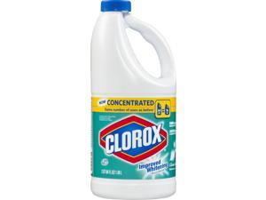 Clorox 30772 Concentrated Scented Bleach, Clean Linen, 64oz Bottle, 1 Bottle