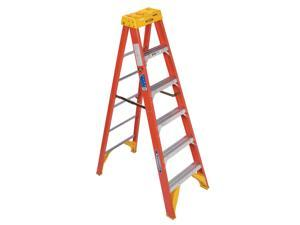 Werner 6208 8 ft. Type IA Fiberglass Stepladder