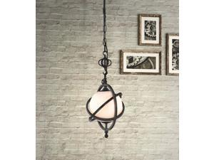 Zuo Zuo Topaz Ceiling Lamp Antique Black Gold - 98236 98236