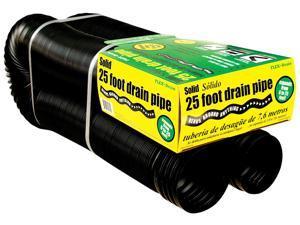 Flex Drain Flex-D Tube 25'Solid 4202-7003