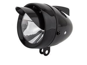 LOWRIDER LIGHT BULLET TYPE 3-LED w/VISOR BK f/25.4/28.6HS