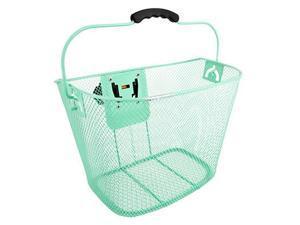 Sunlite QR Mesh Basket, 13.75x10.25x10.25in, Green