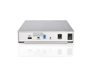 MiniPro RAID V3 USB 3.1 Type-C Dual Bay Enclosure