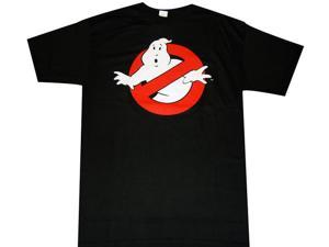 Ghostbusters Black Glow in the Dark Boys Youth T-Shirt