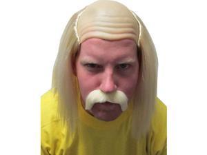 Adult Hulk Hogan Wrestling Maniac Wig