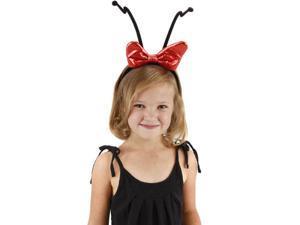 Dr. Seuss Cindy Lou Who Costume Headband Antenna Bow