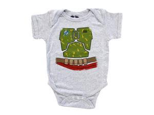 Star Wars I Am Boba Fett Infant Bodysuit Romper