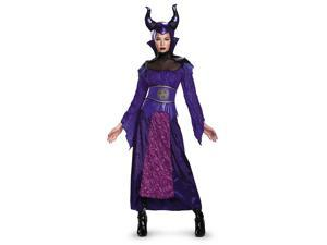 Descendants Maleficent Women's Purple Deluxe Costume