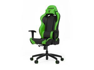 Vertagear S-Line SL2000 Racing Series Gaming Office Chair - Black/Green (Rev. 2)