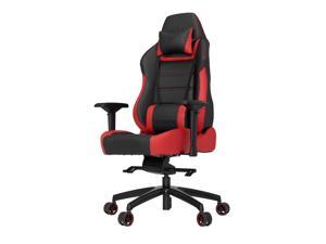 Vertagear Racing Series P-Line PL6000 Ergonomic Racing Style Gaming Office Chair - Black/Red (Rev. 2)