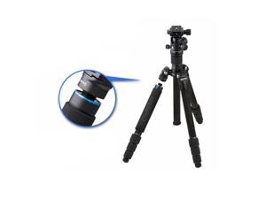 Benro A2692TB1, Trans-functional Travel Angel II tripod kits (Aluminium material,29mm max pipe diameter,5 sections,A2692T ...