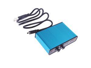 Topwin External Sound Card 5.1 Surround USB Powered Laptop Notebook Pc Adapter Audio