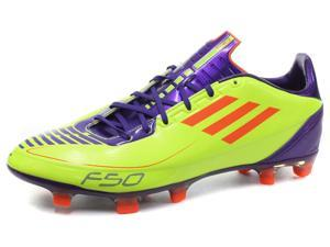 New Adidas F30 TRX FG Yellow Mens Soccer Cleats, Size 10