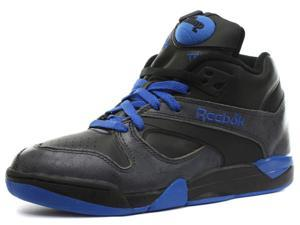 New Reebok Classic Court Victory Pump Black/Grey Unisex Sneakers, Size 7.5