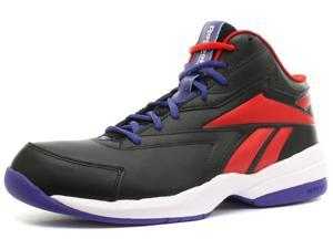 New Reebok Classic Court Flyer Mens Basketball Sneakers, Size 8