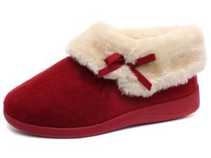 New Dunlop Bessie Red Womens Boot ...