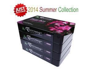 Treefrog Fresh Box Air Freshener - Black Musk Scent - 4 Pack