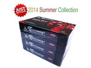 Treefrog Fresh Box Air Freshener - Black Cherry Scent - 4 Pack