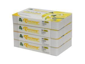 Treefrog Fresh Box Air Freshener - Lemon Scent - 4 Pack