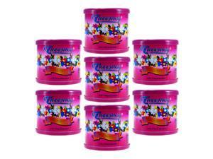 Treefrog JDM Products Gel Type Jaimine Sampaguita Scent Air Freshener - 7 Can