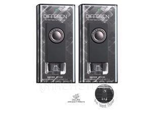 TreeFrog Differen Vent Clips Air Freshener - Black Squash 2-Pack