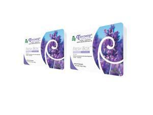Treefrog Fresh Box Air Freshener - Lavender Scent - 2 Pack