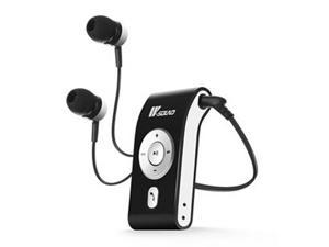 W-sound MX-360 Universal Sport Multipoint Clip Bluetooth Stereo Headset (Black)