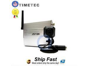 811TR Wireless DIY Mini Spy Surveillance Hidden Pinhole Nanny Color Video Audio Camera