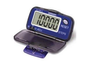 Omron HJ005E Lightweight Pedometer with Large Display