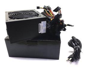 Quiet 800W for Intel AMD PC 12V ATX Power Supply SLI PCI-E 120mm Large Fan