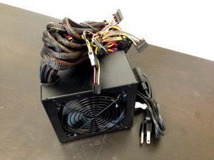 Quiet 750W for PC ATX 12V Power Supply SATA PCI-E 120mm Fan