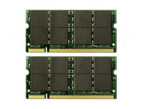 2G (2*1GB) DDR-333 PC2700 Memory for Compaq Presario r3000