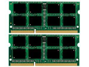 16GB (2*8GB) PC3-8500 DDR3-1066MHz 204-Pin SODIMM Laptop Memory for 13inch MacBook Pro 2.4GHz (Mid 2010)