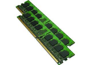 4GB (2X2GB) PC2-6400 DDR2-800MHz 240 Pins Low Density Desktop Memory