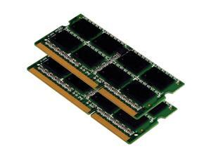 8GB (2x4GB) DDR3-1066MHz PC3-8500 204-Pin SODIMM Memory for LENOVO Thinkpad Edge W series W500