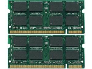 2GB Kit (2*1GB) 200-Pin SODIMM DDR2 Laptop RAM Memory Dell Vostro 1000