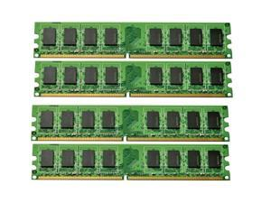 4GB (4*1GB) PC2-6400 DDR2-800mHz Unbuffered Desktop Memory for Dell Inspiron 530