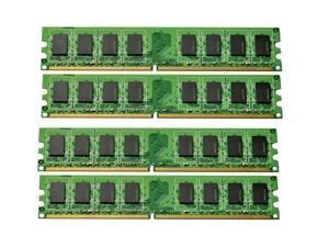 4GB (4X1GB) 240 Pins Desktop Memory for Dell DIMENSION 4700 5000 5100 E510 8400