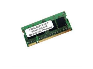 2GB (2 x 1GB) PC2-5300 DDR2-667MHz 200pin Sodimm Ram Memory for Apple Mac Book