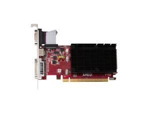 PowerColor Video Graphics Card AMD Radeon HD 5450 1 GB DDR3 VGA/DVI/HDMI Low Profile PCI-Express 1GB