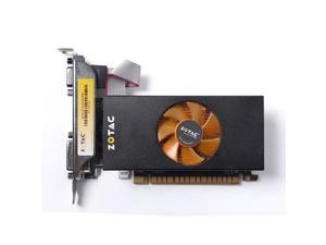 ZOTAC Video Graphics Card NVIDIA GeForce GT 740 2 GB DDR3 VGA/DVI/HDMI Low Profile PCI-Express 2GB